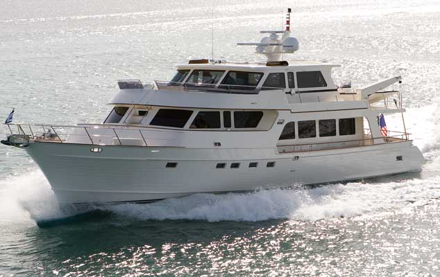 Marlow voyager 76lr vanish dancing with waves yachts for Marlow builders