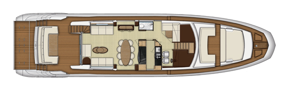 Azimut80-MainDeck_OpenGalley