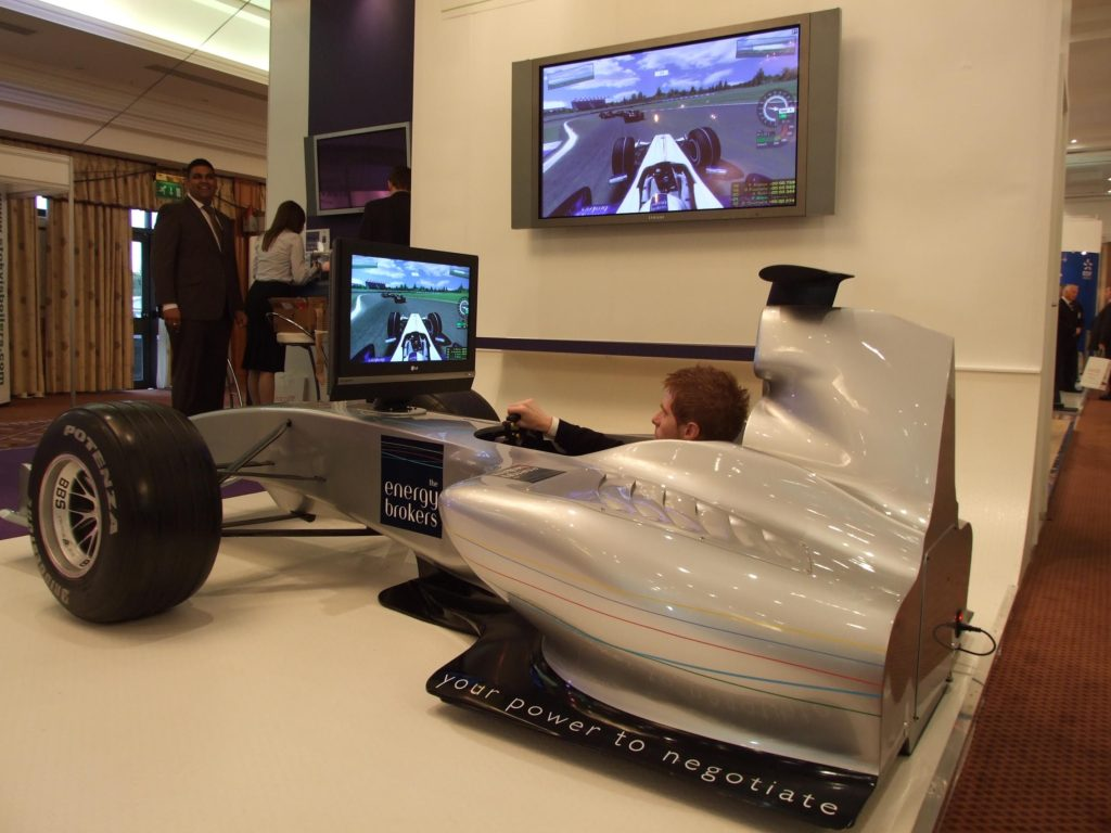 Veritas Superyacht AV specialists have partnered with ACREW to supply a state of the art F1 simulator giving captains and crew the chance to race in the Monaco Grand Prix