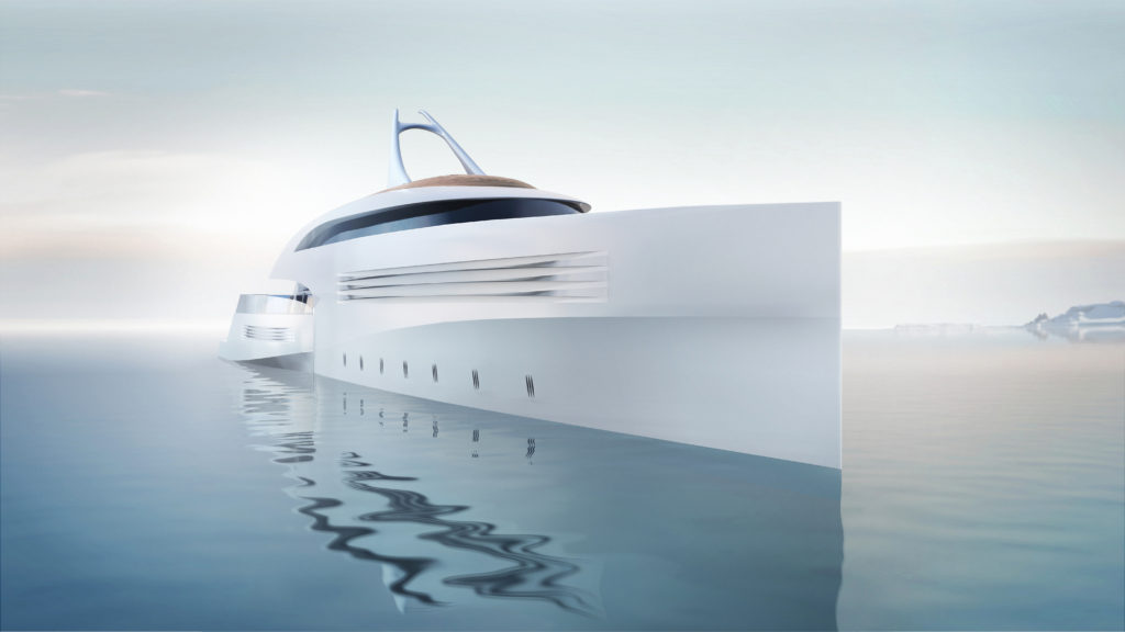 Feadship 'Choice' rendering