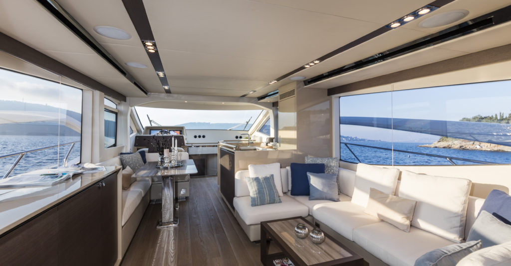 This Turkish builder knows how to stand out with distinctive designs, while a new partnership with Bradford Marine will take service to the next level.
