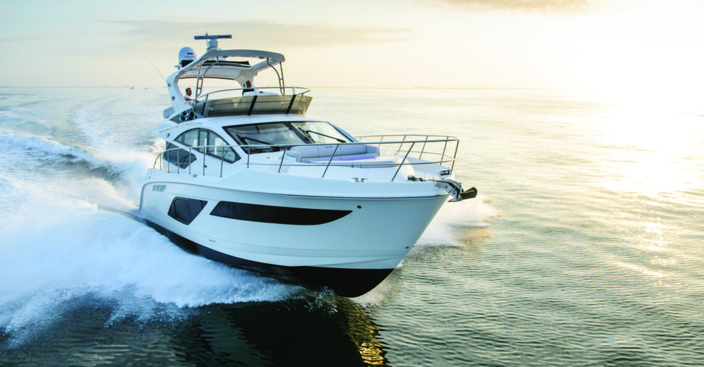 "If at first you think this boat is ""just another L-class yacht"" look again. Innovative features are hiding in plain sight."