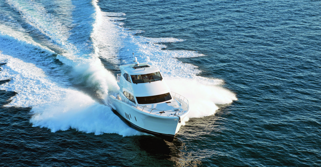 First and foremost, this boat is a luxury motoryacht, but with sturdy construction and seahandling abilities, chasing fish in any conditions shouldn't be an issue.